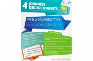 Appel à communication - Journée des doctorants IM2E 2018