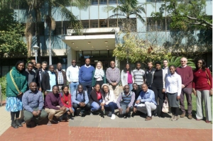 "Training ""Empirical tools to investigate preferences and economic behavior for the management of natural resources: stated preference methods and experimental economics"" - Pretoria"